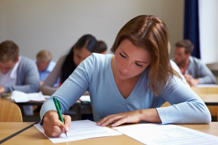 schriftelijk examen
